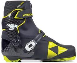 Лыжные ботинки Fischer Carbomlite Skate 17/18 NNN Turnamic® - фото 12350