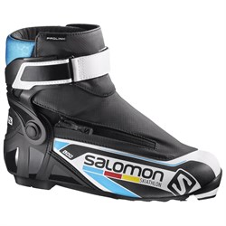 Ботинки лыжные SALOMON SKIATHLON Junior Prolink 17/18 NNN - фото 12606