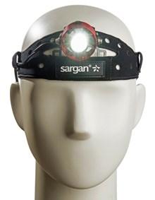 Налобный фонарь SARGAN Бластер с зарядным устройством, 700lm - фото 17802