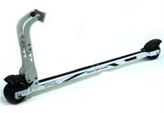 Лыжероллеры Elpex Wasa 610 классические NIS с тормозом, колесо №3