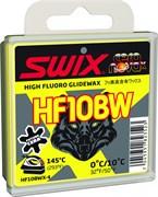Мазь скольжения SWIX HF10BWX, (+10-0 C), black, 40 g