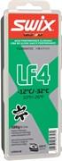 Мазь скольжения SWIX LF4X, (-12-32 C), Green, с крышкой, 180 g