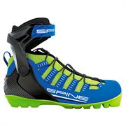 Коньковые ботинки для лыжероллеров Spine Skiroll Skate 6 (SNS)