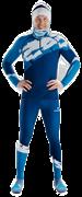 Гоночный костюм NORDSKI Premium Seaport