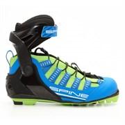 Коньковые ботинки для лыжероллеров Spine Skiroll Skate 17 (NNN)