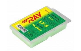 Мазь скольжения RAY Low Fluor (-10-30 C), 60 гр