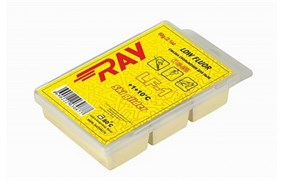 Мазь скольжения RAY Low Fluor (+1+10 C), 60 гр