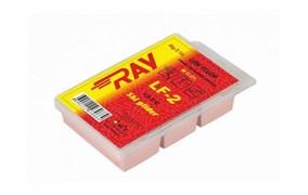 Мазь скольжения RAY Low Fluor (+3-3 C), 60 гр