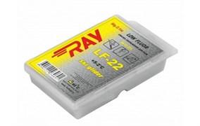 Мазь скольжения RAY Low Fluor (+5-2 C), 60 гр