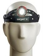 Налобный фонарь SARGAN Бластер с зарядным устройством, 700lm