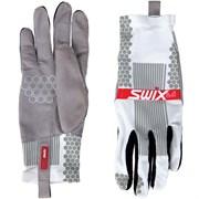 Перчатки SWIX Carbon White для лыжероллеров