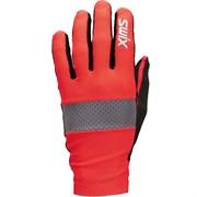 Перчатки SWIX Radiant Neon Red для лыжероллеров