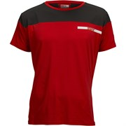 Футболка SWIX Carbon SS мужская Red