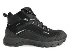 Мужские ботинки трекинговые EDITEX Amphibia WP Black