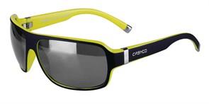 Очки CASCO SX-61 Bicolor black/lime