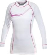 Рубашка CRAFT Active женская white/pink