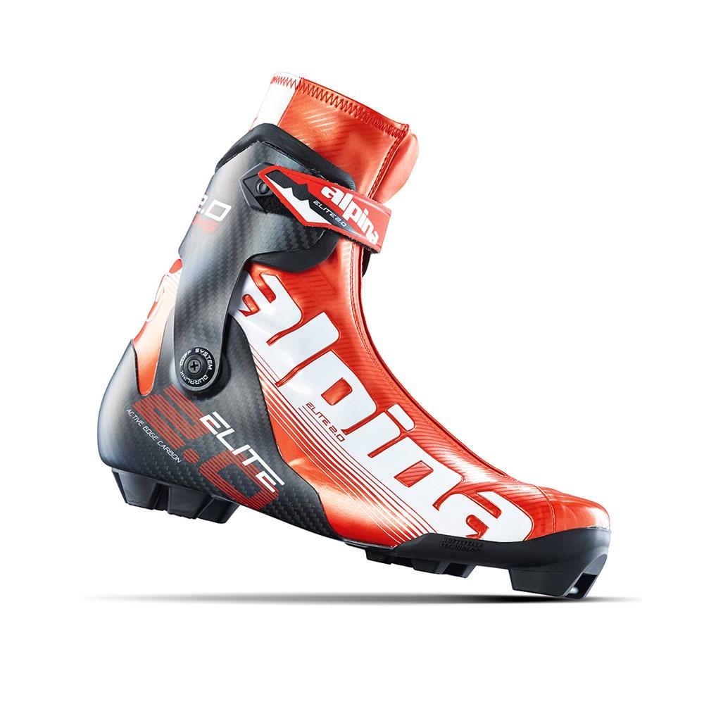 f51faa28 Купить Лыжные ботинки ALPINA ESK 2.0 18/19 NNN недорого 45 500 руб ...