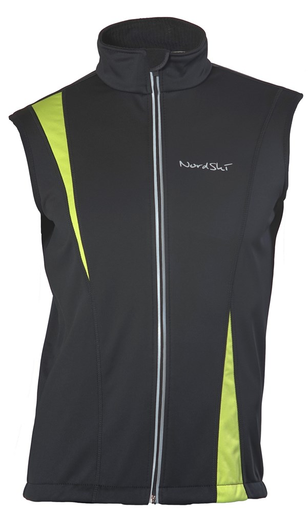 ������ ����� Nordski Active Black/Lime L �����-������ NSM407180-1