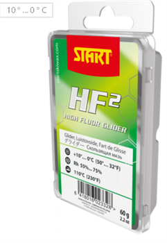 Мазь скольжения START HF2, (-0+10 C), White, 60 g - фото 13183