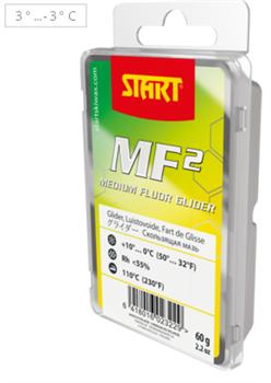 Мазь скольжения START MF2, (+10-0 C), White, 60 g - фото 13196