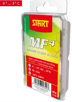 Парафин START MF4, (-0-3 C), Red, 60 g - фото 13198