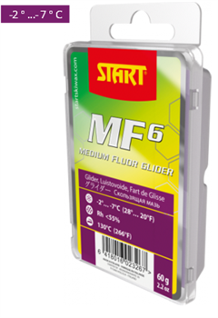Мазь скольжения START MF6, (-2-7 C), Purple, 180 g - фото 13199