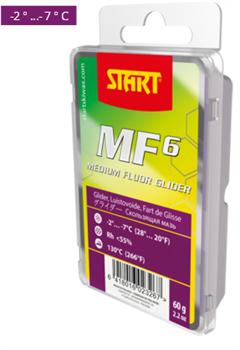 Мазь скольжения START MF6, (-2-7 C), Purple, 60 g - фото 13200