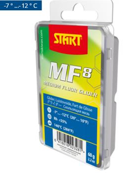 Мазь скольжения START MF8, (-7-12 C), Blue, 60 g - фото 13201