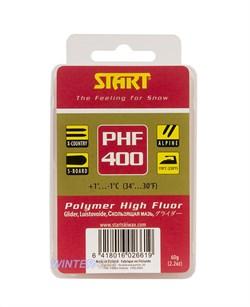 Мазь скольжения START PHF 400 Red, (-1-6 C), 60 g - фото 13204