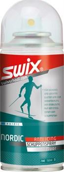 Мазь скольжения SWIX  для лыж с насечкой, аэрозоль, 150 ml - фото 13349