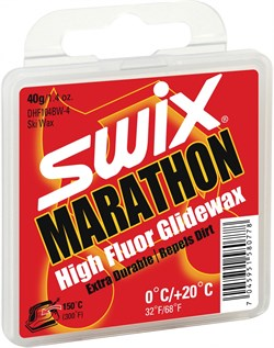 Мазь скольжения SWIX Marathon DHF104BW, (0+20 C), 40 g - фото 13402