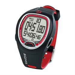 Спортивные часы SIGMA PC-6.12 Black/Red - фото 14028