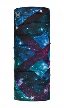 Бандана BUFF ORIGINAL COSMIC NEBULA NIGHT BLUE JUNIOR - фото 15279