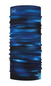 Бандана BUFF ORIGINAL SHADING BLUE - фото 15342