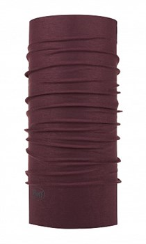 Бандана BUFF ORIGINAL SOLID DEEP GRAPE - фото 15348