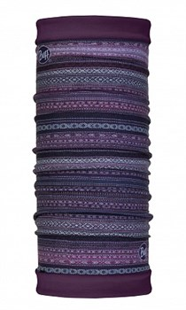 Бандана BUFF REVERSIBLE POLAR ANIRA PURPLE - фото 15375