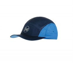 Кепка BUFF RUN CAP R-FREQUENCE BLUE - фото 15402