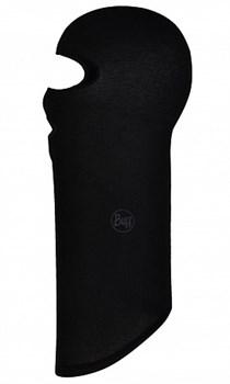 Маска (балаклава) BUFF MICROFIBER SOLID BLACK - фото 15408