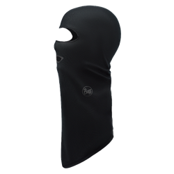 Маска (балаклава) BUFF THERMONET SOLID BLACK - фото 15415