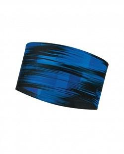 Повязка BUFF PULSE CAPE BLUE - фото 15430
