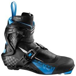 Лыжные ботинки SALOMON S-RACE SKATE PRO Prolink 18/19 NNN - фото 15785
