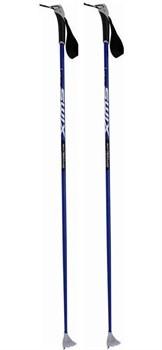 Палки лыжные SWIX ALU TEAM Junior JL810 - фото 15823