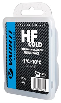 Мазь скольжения VAUHTI HF Cold, (-1-10 C), 45 g - фото 15892