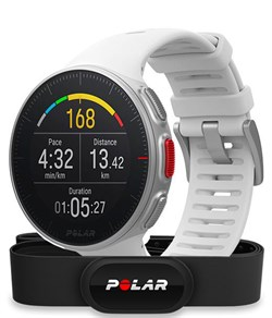 Polar Vantage V HR H10 White - фото 16011