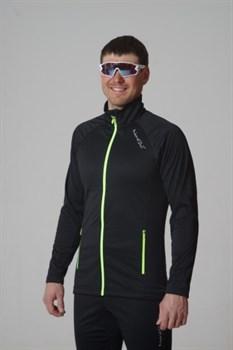 Мужская разминочная куртка NORDSKI Elite G-TX Black - фото 16647