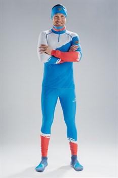 Гоночный костюм NORDSKI Premium Blue RUS - фото 17017
