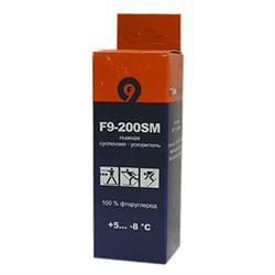 Суспензия 9 ЭЛЕМЕНТ F9-200SM с молибденом (+5-8 C) 100г. - фото 17218