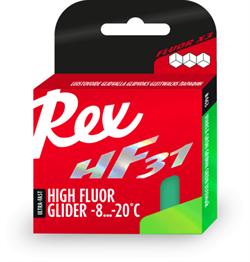 Мазь скольжения REX HF 31, (-8-20 C), Green, 40g - фото 17309