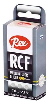 Мазь скольжения REX Racing Fluor Gliders, (-10-25 C), White, 43g - фото 17318