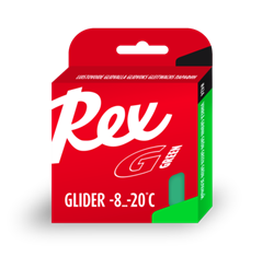 Мазь скольжения REX Racing Gliders, (-8-20 C), Green, 2 * 43g - фото 17327